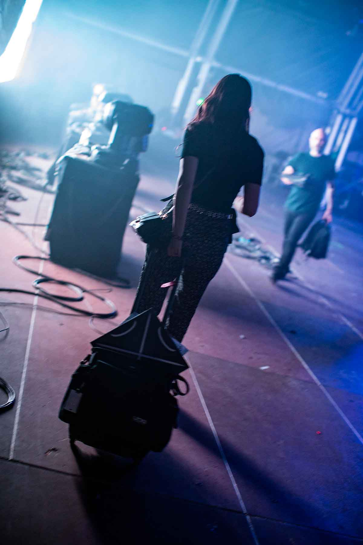 We met Helena for a long talk (to be published soon)