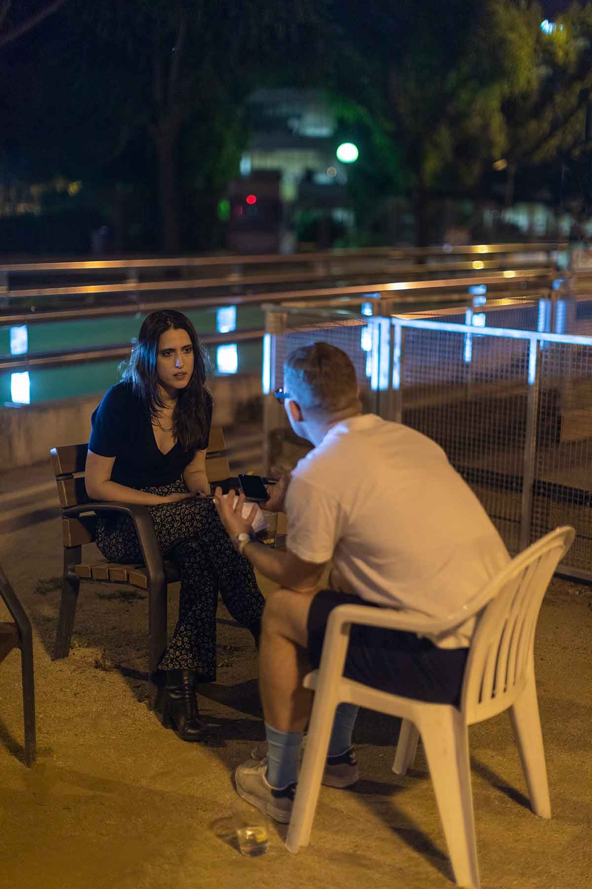 Hauff was the highlight of this