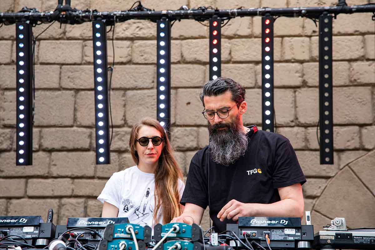 But lets turn time back, Willikens & Ivkovic opened the afternoon,