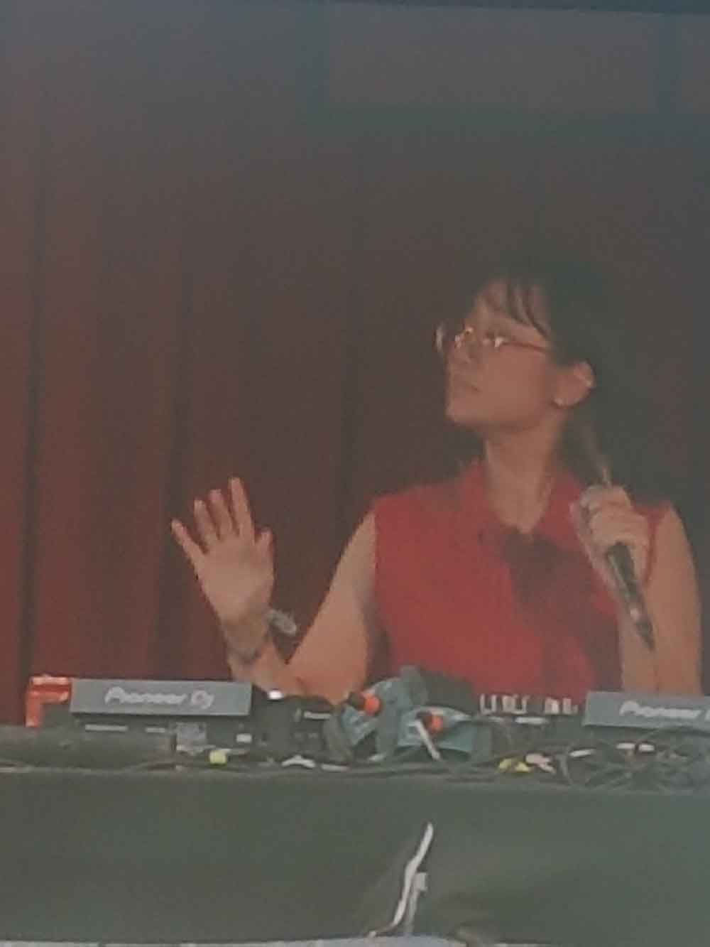 Yaeji got the moves ,
