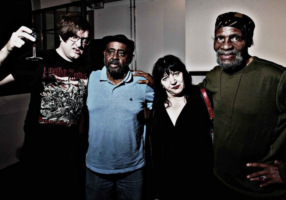 Last Phoets & Lydia Lunch